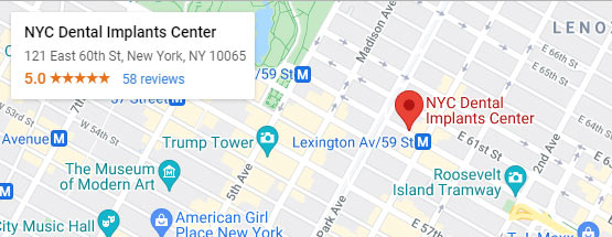 nyc dental implants center | map and directions