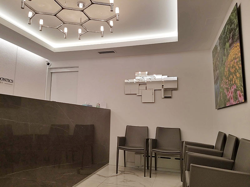 NYC Dental Implant Specialist | Manhattan Center for Dental Implants | Waiting Room