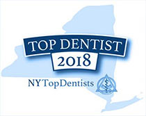 Top implant dentist in New York Award